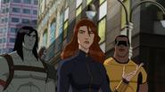 Black Widow Skaar Power Man USMWW