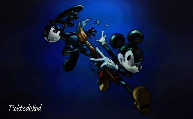 File:Epic mickey wallpaper by twisted wind-d36qhrj.jpg