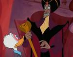 Jafar hipnotiza Donald