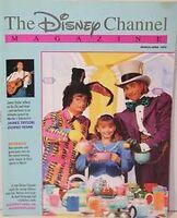 TheDisneyChannelMagazineMarchApril1992
