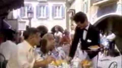 Walt Disney World Commercial (1986)