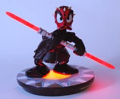 File:Donald as Darth Maul Figurine.png