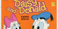 Daisy and Donald Paper Dolls