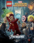Lego Marvel The Avengers