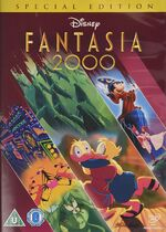 Fantasia 2000 SE 2011 UK DVD