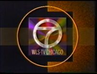 WLS-TV Channel 7 It Must Be ABC 1992-93