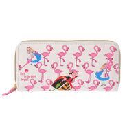 Alice flamingo tote bag