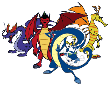 Dragons American Dragon Jake Long