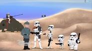 Sandtroopers P&F
