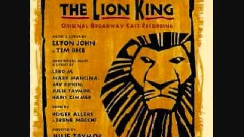 The Lion King Broadway Soundtrack - 13