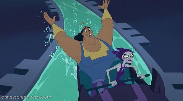 are kronk and yzma dating advice