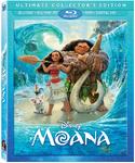 Moana Blu-Ray