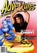 Disney Adventure genie