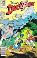 DuckTales DisneyComics issue 4