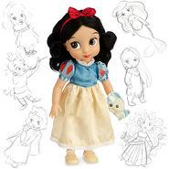 Snow White 2014 Disney Animators Doll