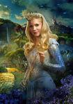 Glinda Textless Poster