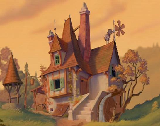 La casa de maurice disney wiki fandom powered by wikia for Bella casa d artigiano