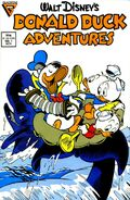 Donald duck adventures no 1 1987