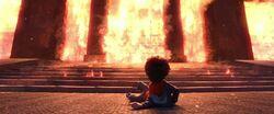 Hiro Tadashi Building fire