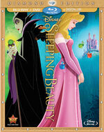 Sleeping Beauty Diamond Edition Blu ray Combo Pack