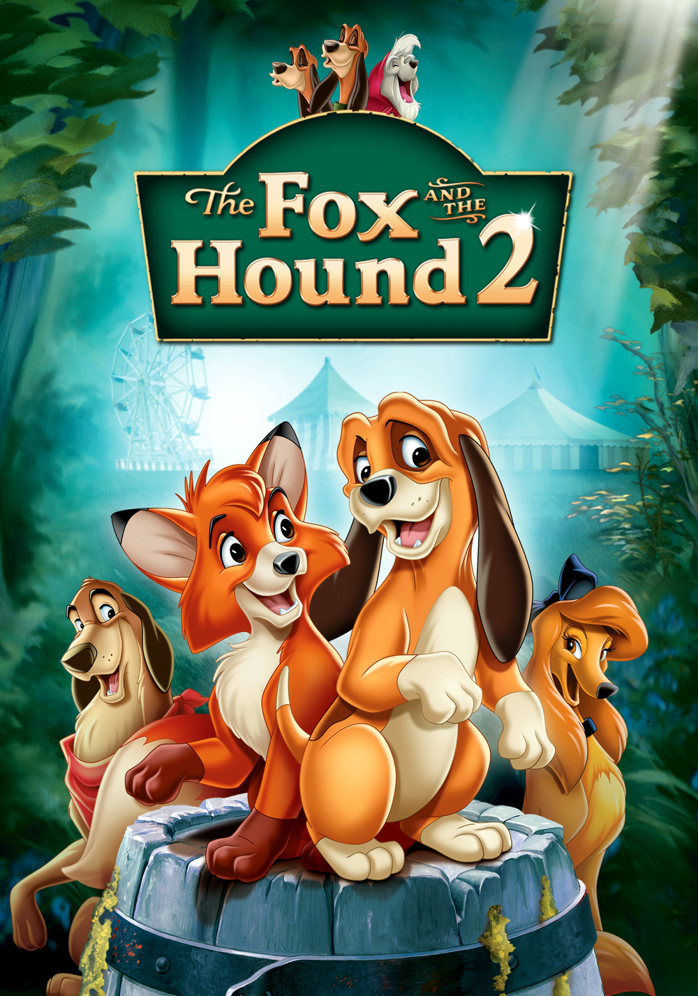The Fox and the Hound 2 | Disney Wiki | FANDOM powered by ...