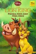 Pumba runs away from home disney wonderful world of reading hachette partworks