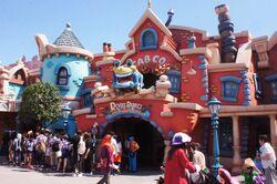 RRCTS in Tokyo Disneyland