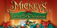 Mickey's Twice Upon a Christmas (Graphic Novel)