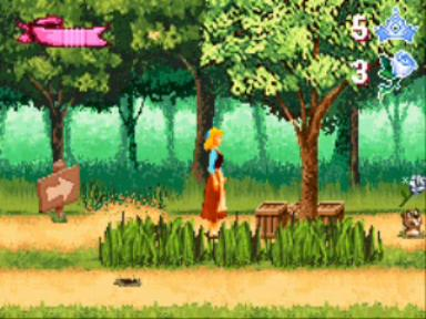 File:Cinderella GBA Screenshot.jpg