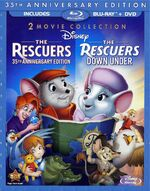 The Rescuers - July 2012