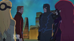 Black Bolt,Starlord and Medusa GTG