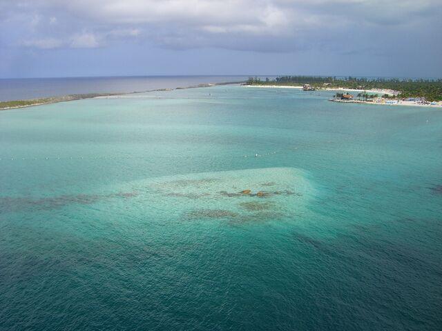File:Castaway Cay lagoon.jpg