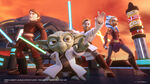 Disney INFINITY TOTR PlaySet GroupShot