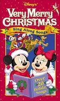 DisneysVeryMerryChristmasSongs VHS 2002