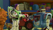 Toy story 3 sparks with buzz
