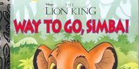 Way to Go, Simba!