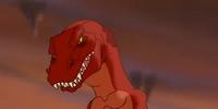 Female Tyrannosaurus