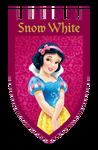 Snow White flag