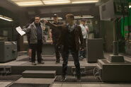Captain America TWS - Behind scenes