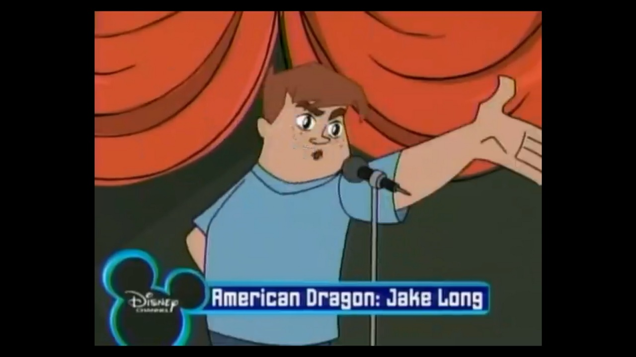 american dragon episode professor rotwood thesis