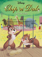 Chip 'n' dale at the zoo