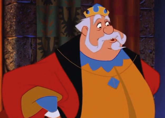 king hubert disney wiki fandom powered by wikia