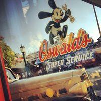 Oswald's Super Service
