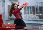 Scarlet Witch Hot Toys 07