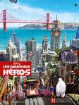 Big Hero 6 City Poster