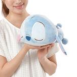 Stitch soft and round stuffed toy