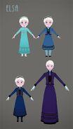 Elsa Costumes