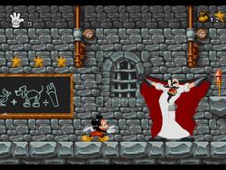 Mickey Mania Gameplay