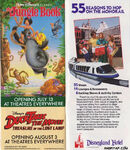 The jungle book 1990 reissue movie ad
