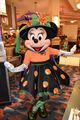 Minnie at Minnie's Halloween Dine